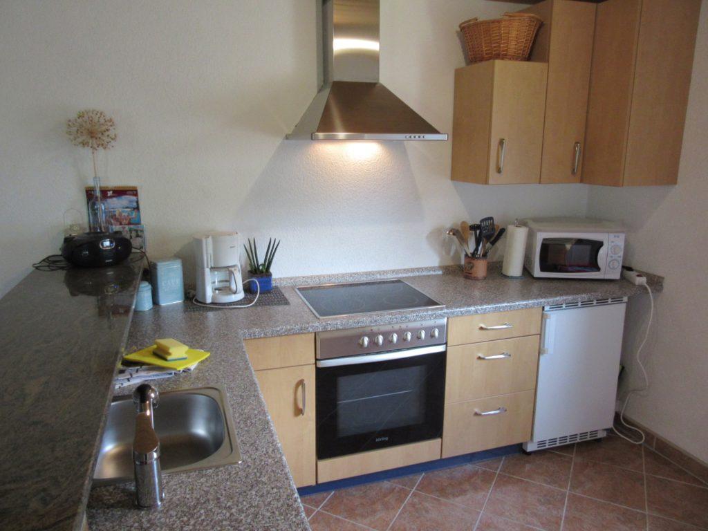 Offene Küche - Ansicht 3