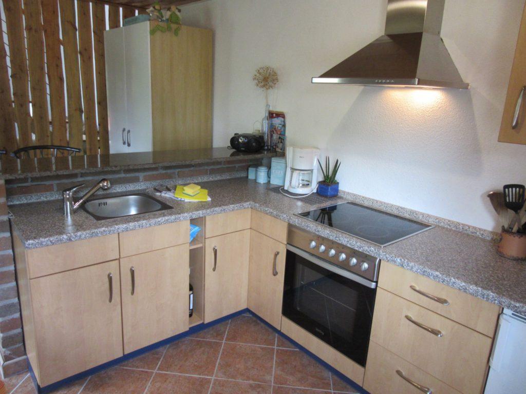 offene Küche - Ansicht 2