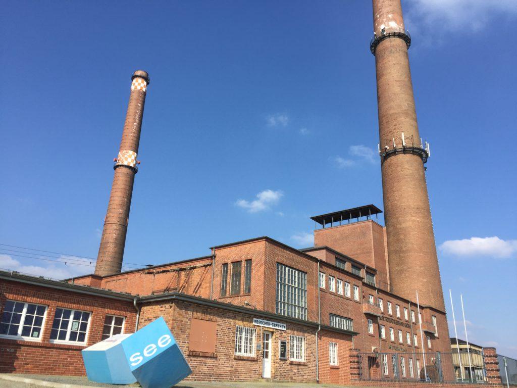 Kraftwerk Plessa (Industriedenkmal)