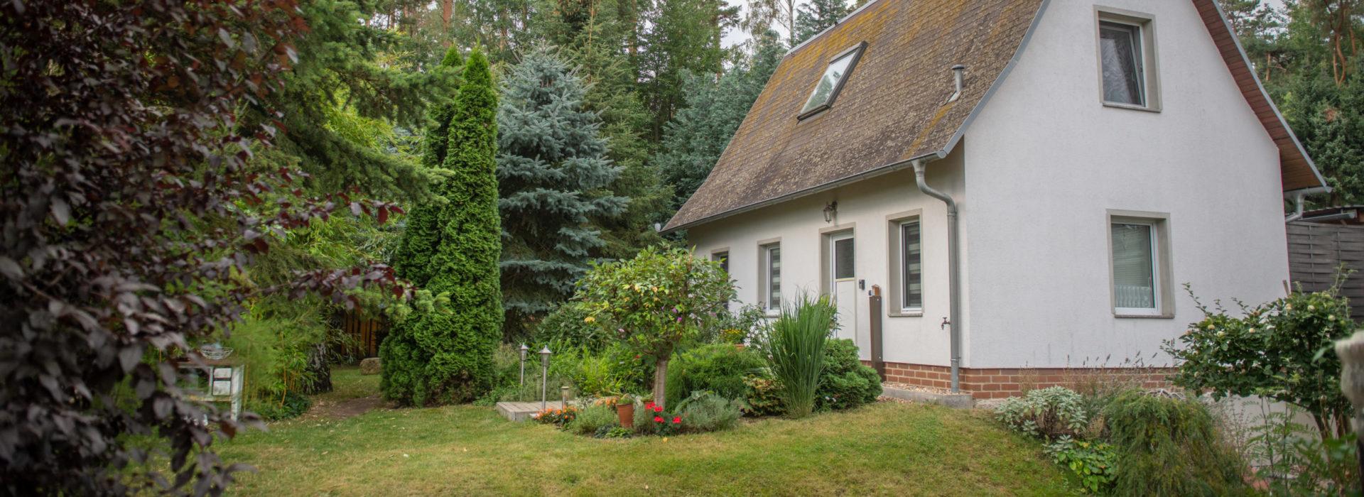 Ferienhaus am Grünen See